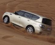 Nissan Patrol : Baroudeur 4 étoiles