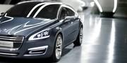Peugeot 508 : concept 5 By Peugeot