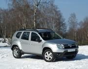 Caradisiac a découvert le Dacia Duster : le premier 4x4 low cost