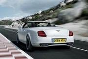 Bentley Continental GTC Supersports : Coup de zoom sur l'horizon