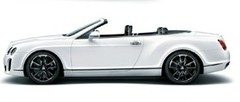 Bentley Continental Supersports Cabriolet