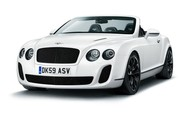 Bentley Continental Supersports Cabriolet : Sèche-cheveux XXL