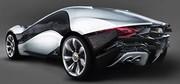 Alfa Romeo Pandion Concept par Bertone