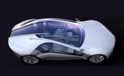 Alfa Romeo Bertone Pandion Concept : Le souffle Coupé