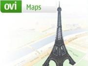 Ovi Cartes, un géant du GPS gratuit sur Nokia !