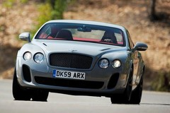 Essai Bentley Continental Supersports : La bourgeoise se lâche