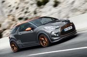 Citroën DS3 Racing : La DS3 passe du côté obscur de la force