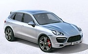 Porsche Cayenne 2 : Pas encore présenté, déjà configuré