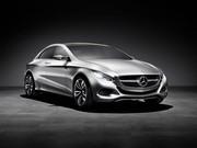 Mercedes F800 Style: porte ouverte sur le futur de la marque à l'étoile