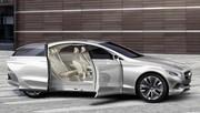 Mercedes-Benz F 800 Style : A boire et à manger