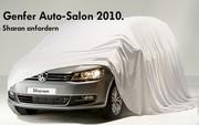 Volkswagen Sharan 2 : Mieux vaut tard