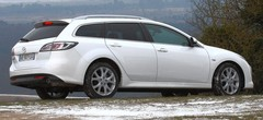 Essai Mazda 6 FastWagon 2.2 MZR-CD 163