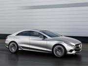 Mercedes F800 Style : un concept-car hybride pour présenter la future CLS