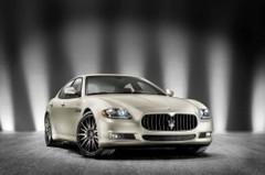 Maserati Quattroporte Awards edition : Maserati : l'étonnante édition !