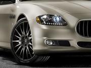 "Salon Genève 2010 : Maserati Quattroporte Sport GT S ""Awards Edition"""