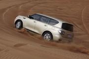 Nissan Patrol 2010: plus luxueux