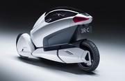 Salon Genève 2010 : Honda 3R-C Concept