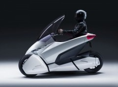 Honda 3R-C : Honda imagine l'avenir