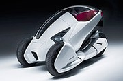 Honda 3R-C, 3 roues électrique
