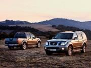 Nissan Navara et Pathfinder : Nissan actualise sa gamme 4x4