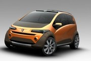 Concept-cars hybride de Giugiaro