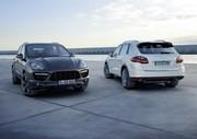 Porsche Cayenne 2010 : Porsche dévoile son nouveau Cayenne