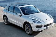 Porsche Cayenne hybride : 193 g/km de CO2