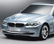 BMW ActiveHybrid5 Concept : C'est déjà demain