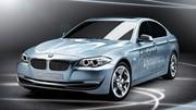 Salon Genève 2010 : BMW ActiveHybrid 5 Concept