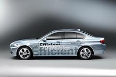 BMW Série 5 Concept ActiveHybrid : Une longueur d'avance