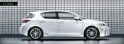 Des précisions sur la Lexus CT 200h
