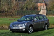 Essai Subaru Outback: le couteau suisse made in Japan