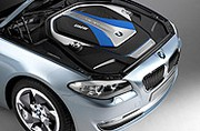 BMW Concept série 5 ActiveHybrid