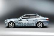 BMW Série 5 ActiveHybrid : Course à la sobriété