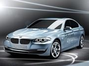 Genève 2010 : BMW Série 5 ActiveHybrid Concept