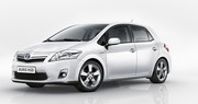 Auris HSD hybride : 89 g/km de CO2 et 3,8 l/100 km