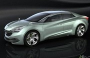 Hyundai i-Flow : étude Diesel hybride