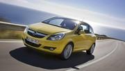 Essai Opel Corsa 2010 : Mise à jour technique