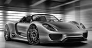 Porsche 918 Spyder : Vedette inattendue