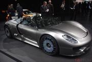 Porsche 918 Spyder : 3 litres aux 100