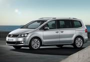 Volkswagen Sharan II : VW persiste