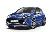Renault Clio R.S. Gordini : Sang bleu