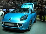 Genève 2010 : Renault la tête dans les nuages
