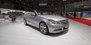 Salon de Genève en direct : Mercedes Classe E Cabriolet