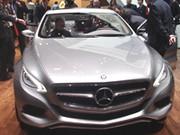 Mercedes F 800 Style, pur concentré de technologie