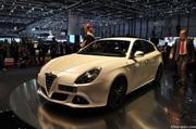 Salon de Genève 2010: Alfa Romeo Giulietta
