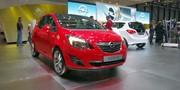 Salon de Genève en direct : Opel Meriva II