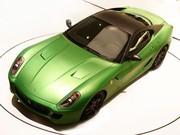 Ferrari 599 Hybrid : Une Ferrari verte !