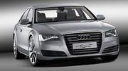 Salon Genève 2010 : Audi A8 Hybrid Concept