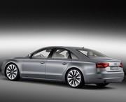 Audi A8 Hybrid Concept : Double motorisation à l'horizon
